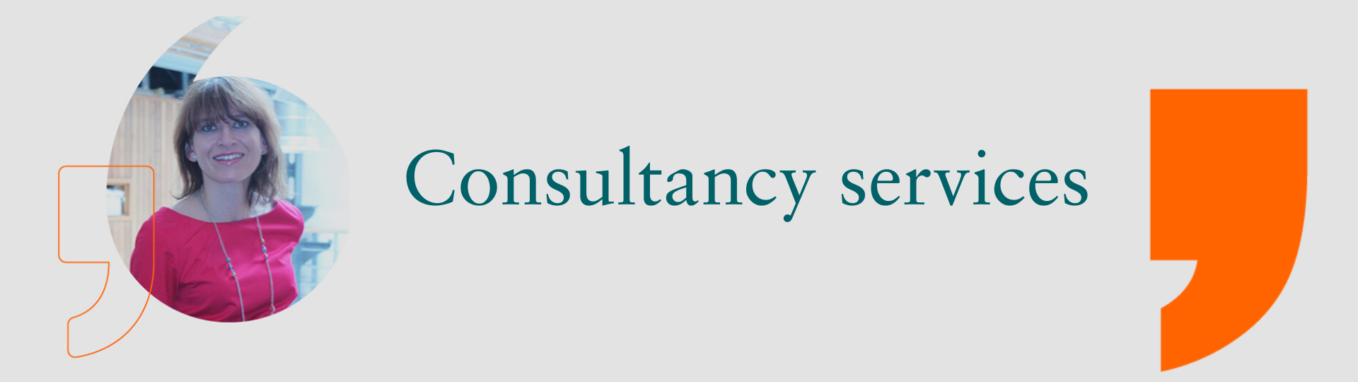 consultancy services from Julie Sykes, The Comms Guide
